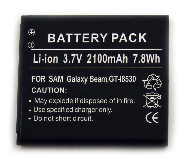 Akku für Samsung Galaxy Beam i8530