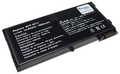 Akku für Acer Travelmate 370 / 380, wie BTP-73E1, 60.48T22.001, 14.8V, 4400 m...