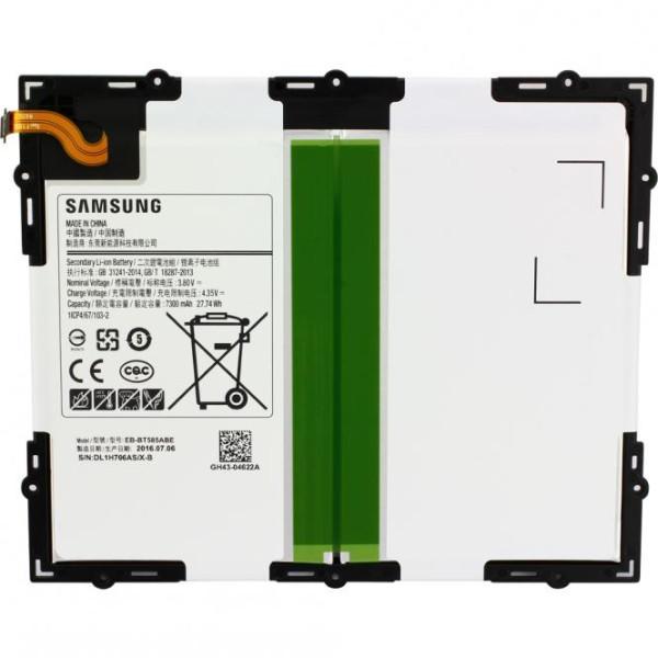 Akku Original Samsung für Galaxy Tab A 10.1, SM-T580, SM-T585, wie EB-BT585A