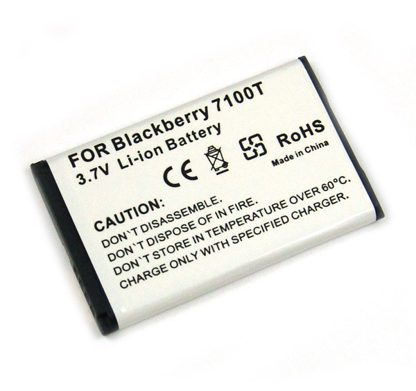 Akku für BlackBerry 7100, 7130, 8300, 8700, 8707V, wie C-S2