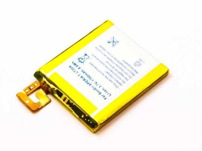 Akku fĂĽr Sony Xperia T, Xperia T LTE, Xperia LT30, Xperia mint, wie LIS1499ERPC