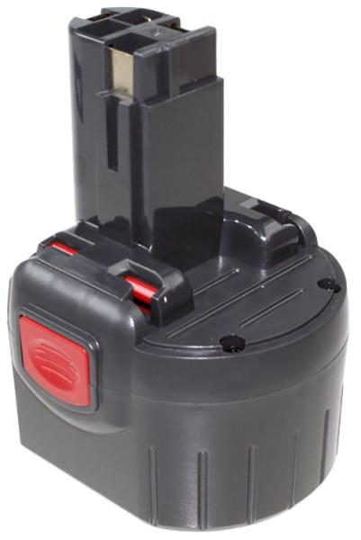 Akku für Bosch GDR, GSR, PRA, PAG, PSR, RT, 9,6V, 1,5 Ah, Ni-Cd, BAT100, 2607001380, 260700180