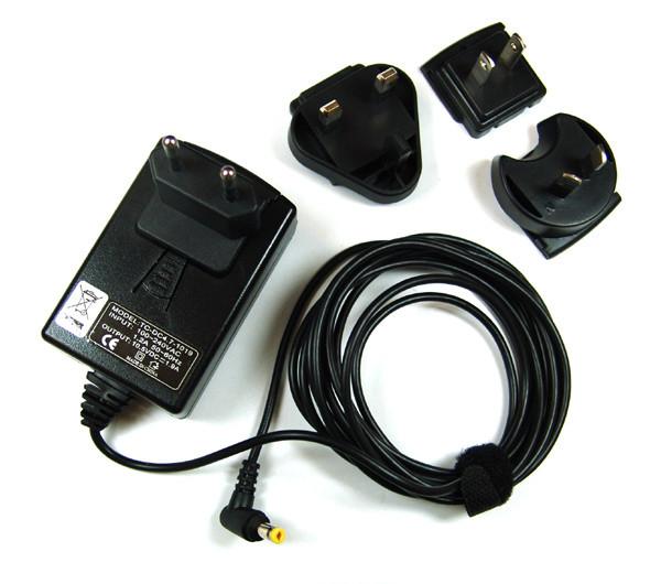 Reise-Ladegerät kompatibel zu Sony VAIO P Serie mit Adapter