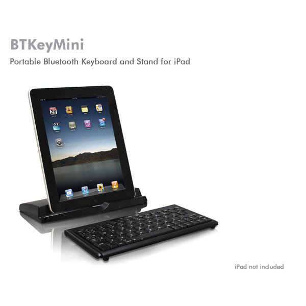 Bluetooth Tastatur (QWERTY) für Apple iPad - Macally
