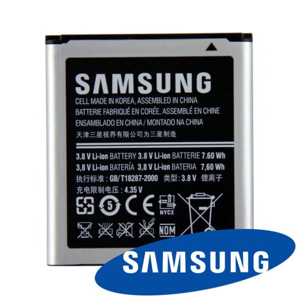 Akku Original Samsung für Galaxy Beam i8530, Galaxy Core 2 G355, Typ EB585157LU