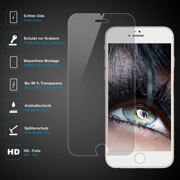 EOS Rebel T3i Glas Displayschutz für Canon EOS Kiss X5