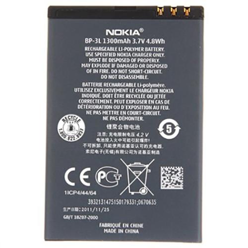 Akku Nokia original BP-3L für Lumia 610, 710, Asha 303, 603