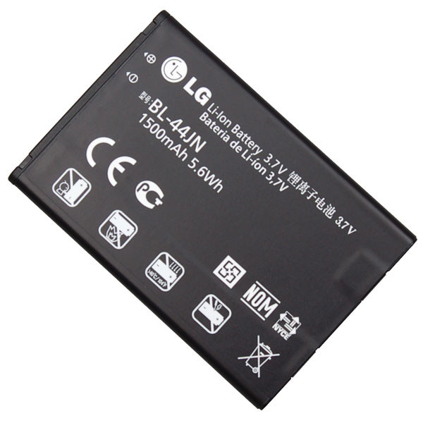 Akku Original LG für E400 Optimus L3, P690 Optimus Net, P970 Optimus Black, T...