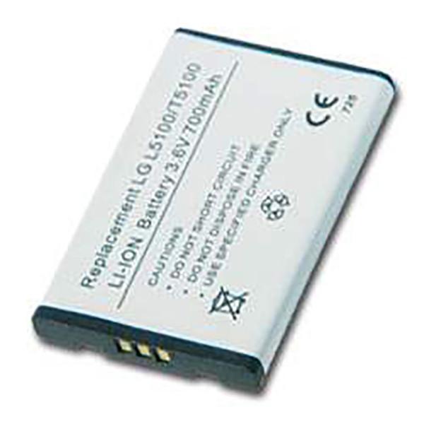 Akku für LG T5100, Li-Ionen