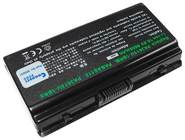 Akku für Toshiba Satellite L40, L45, Pro L40, wie PA3615U-1BRM, PA3615U-1BRS, PABAS115, 4400mAh