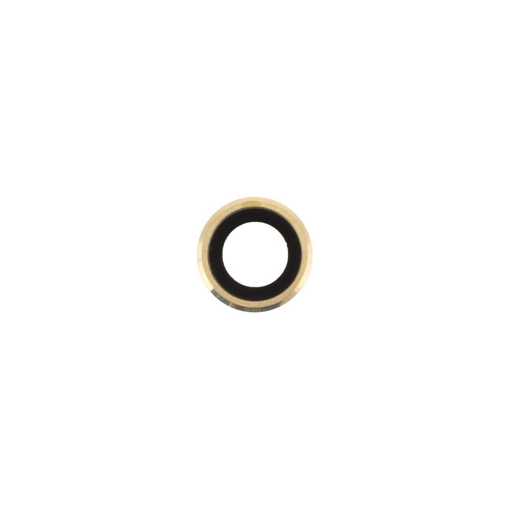 Apple Kameralinse für Rücken- / Hauptkamera, passend für iPhone 6 / 6S Plus, gold