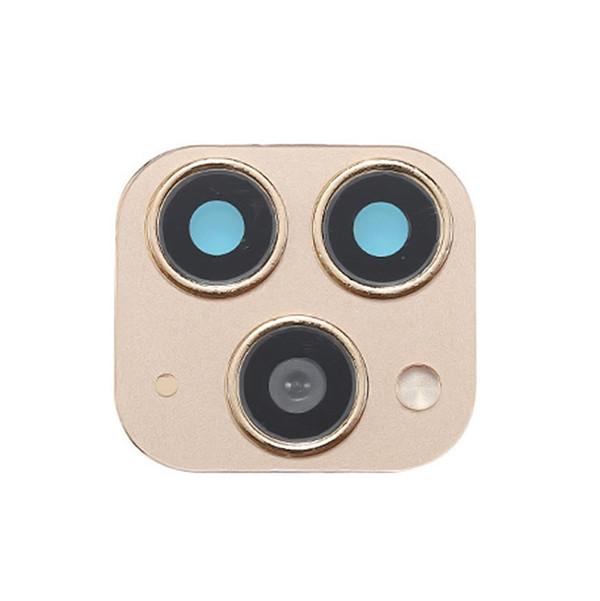Apple Hauptkamera-Fenster, passend für iPhone X / XS / XS Max, gold