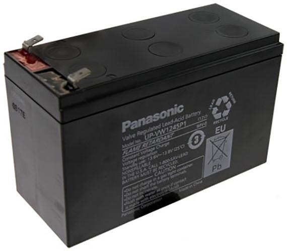 Blei-Akku Panasonic UP-VW1245P1, 12 Volt, 7,8 Ah