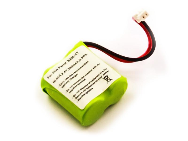 Akku für VXi BlueParrott Headset B250-XT, wie 33AAAH2BMX, 35AAAH2BMX
