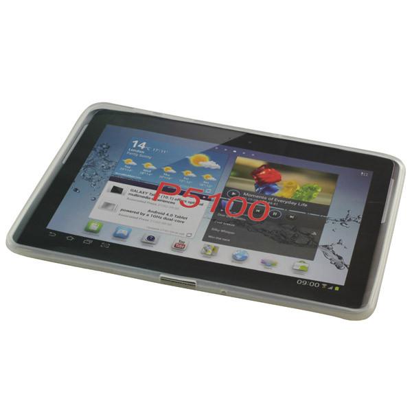 Back-Case fĂĽr Samsung P5100 Galaxy Tab 2 10.1, (TPU)