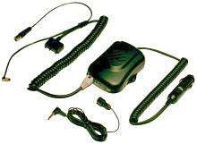 Portable KFZ-Freisprecheinrichtung für Siemens C10, C11