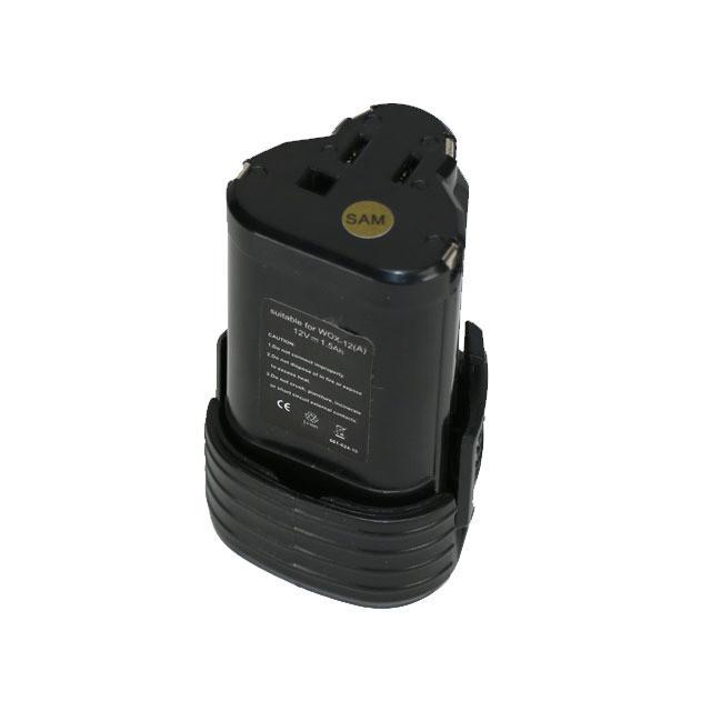 Akku für Worx W125, WU, WX 382/521/540/673/677, Rockwell RK2510K/K2, wie WA35...