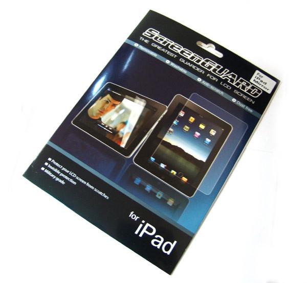 Displayschutzfolie für Apple iPad 1, Spiegeleffekt