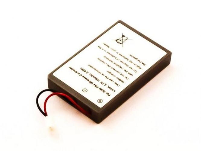 Akku für Sony PlayStation PS4 Wireless Controller, wie LIP1522, 700 mAh