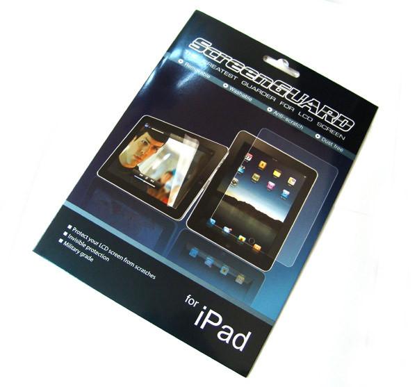 Displayschutzfolie für Apple iPad 1