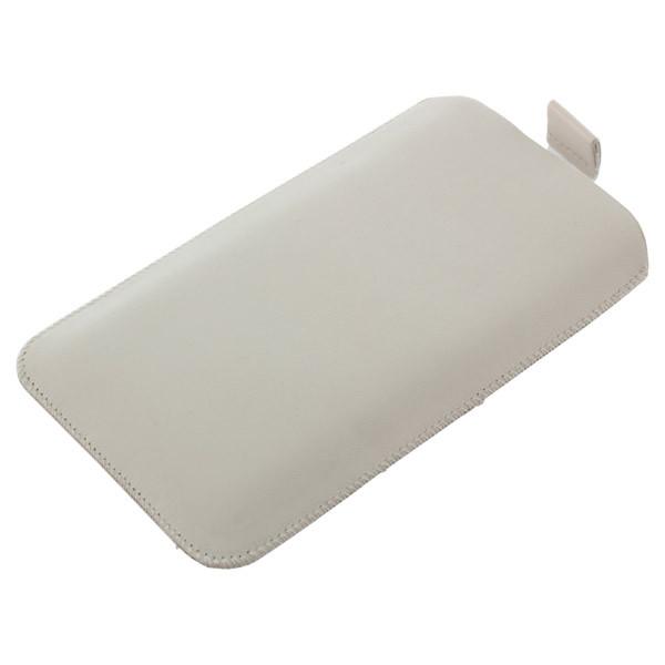 Tasche Etuiformat für Sony Xperia Z, weiß