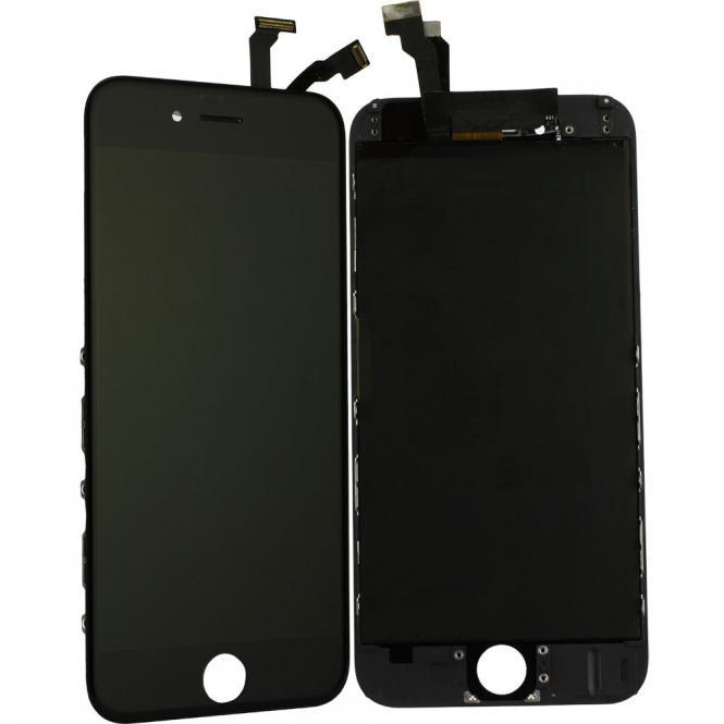 OEM LCD-Display Einheit Schwarz inkl. Touchscreen fĂĽr Apple iPhone 6