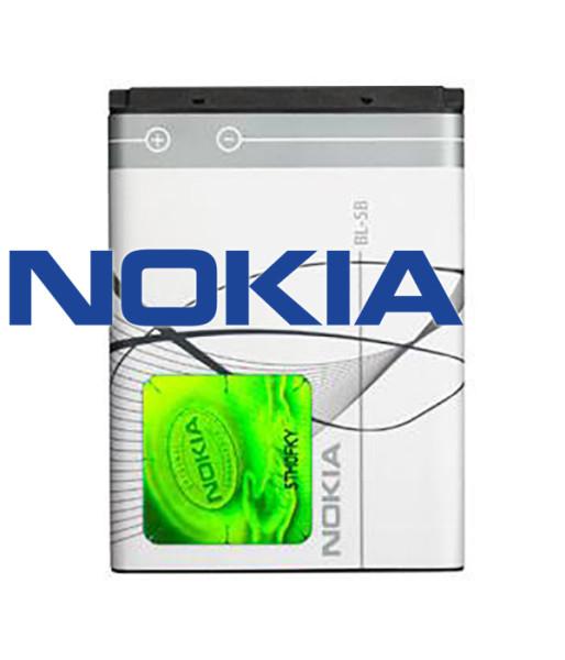 Akku Original Nokia für 3220, 5140, 5300, 5320 XpressMusic, 6020c, 6070, 7260, 7360, Typ BL-5B