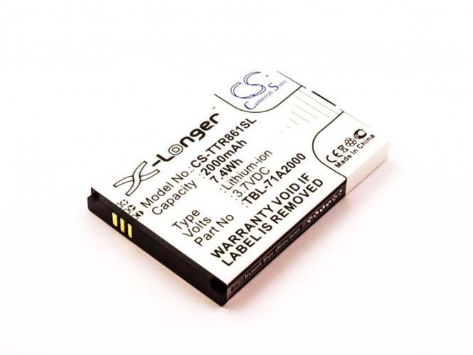 Akku für TP-LINK M5350, TL-TR761, TL-TR861 WLAN / LTE / WiFi Router / Hotspot...