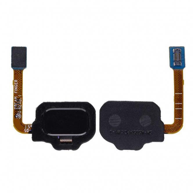 Fingerabdrucksensor mit Flexkabel für Samsung Galaxy S8 G950F und S8 Plus G95...