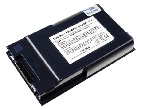 Akku für Fujitsu Siemens Lifebook S6000