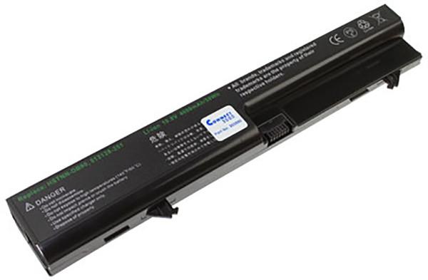 Akku für Hewlett-Packard ProBook 4410s, 4411s, 4510s, 4515s, wie HSTNN-DB90, ZP06, 10.8V, 4600mAh