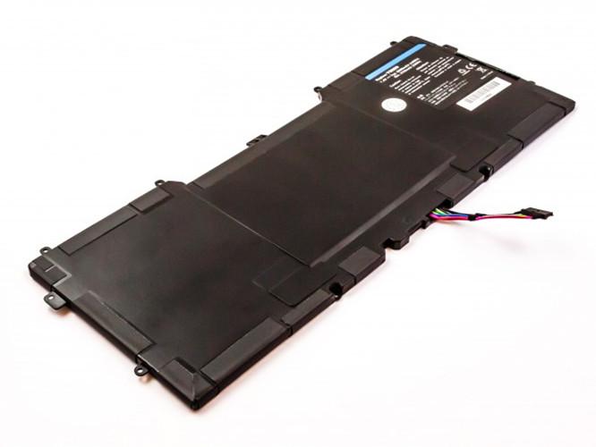Akku für Dell XPS 12 Ultrabook, XPS 13 Ultrabook, wie Y9N00, 6000 mAh