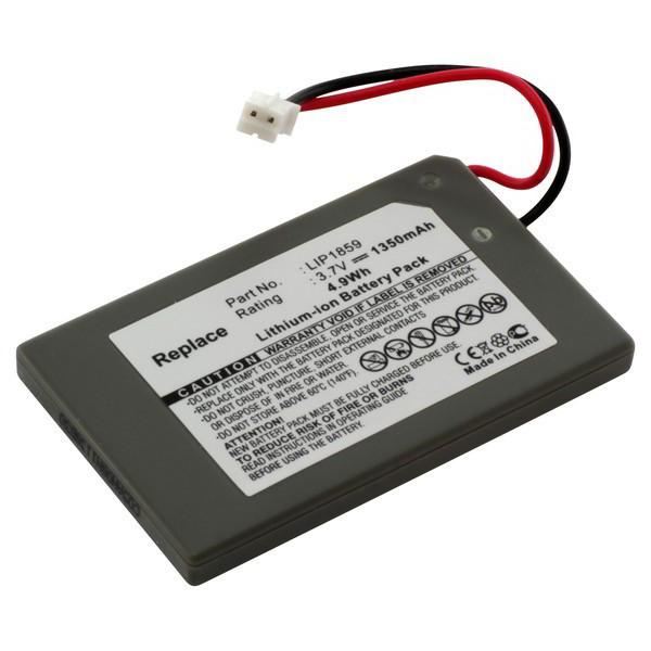 Akku für Sony PlayStation PS3 SIXAXIS Controller, wie LIS1359, LIP1359, LIP14...