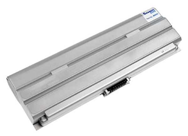 Akku für Sony Vaio PCG-TR1/B, 6900 mAh