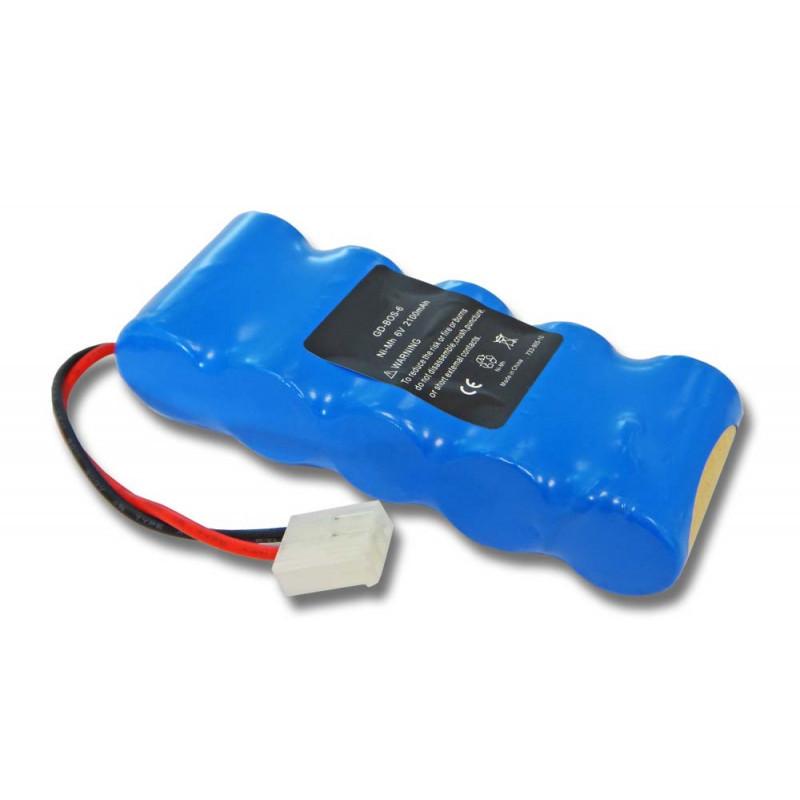 Akku für Rolladenantrieb Bosch Somfy Easy-Lift BD5000, BD6000, wie E-BRLX620-...