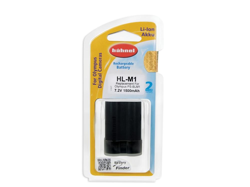 Hähnel HL-M1, wie Olympus BLM-1 für Olympus E1, E3, E300, E330, E500, C5060, ...