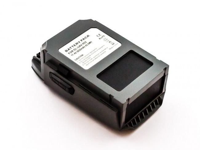 Akku für DJI Drohne Mavic Pro, Mavic Pro Platinum, wie GP785075-38300DB, 11.4...