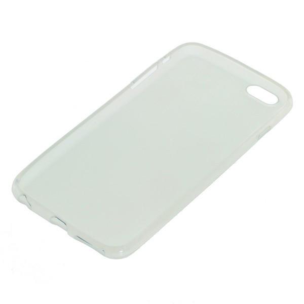 BackCase fĂĽr Apple iPhone 6/6S aus flexiblem TPU, transparent