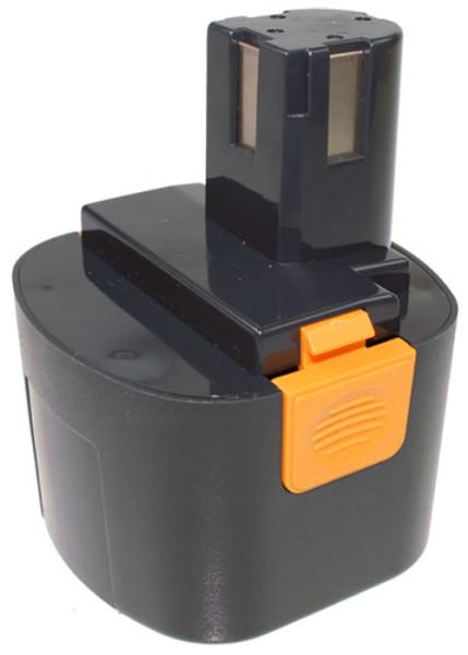 Akku für Panasonic EY6181, EY6588, EZ6481, EZ6582, EZ6780, wie EY9086, 9,6V, 3 Ah, Ni-Mh