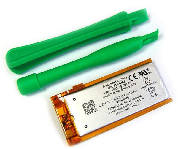 Akku für iPod Nano 4 Li-Polymer