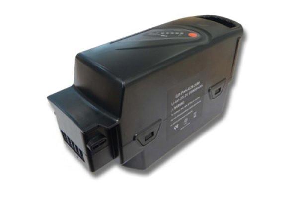 Akku für Flyer eBikes mit 26V Panasonic Antrieb, C-,L-,R-,S-,T-Serie, Helkama...