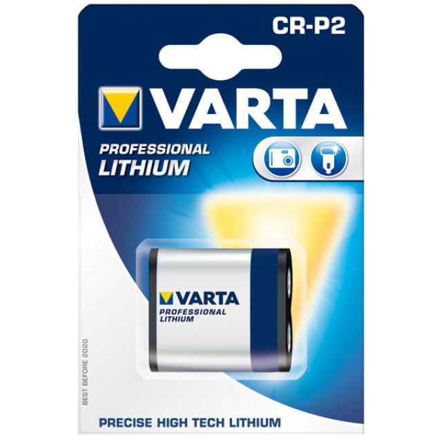 Varta Fotobatterie CRP2P Professional Lithium