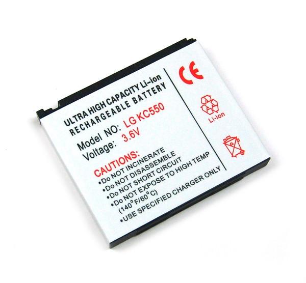 Akku für LG KC550, KC780, KP500, KP501, KP502, KF690, KF700, KV510, KX500, entspricht LGIP-570A