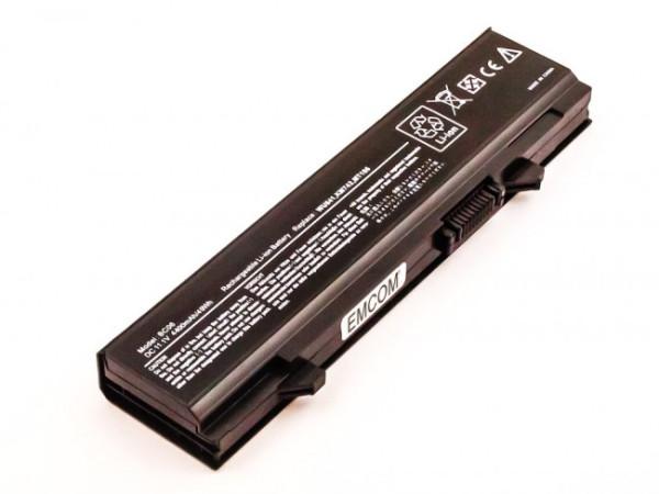 Akku für Dell Latitude E5400, E5410, E5500, E5510, wie 451-10616, 312-0762, KM742, 312-0769, 4400mAh