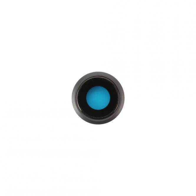 Kamera-Linse mit Rahmen fĂĽr iPhone 8, schwarz