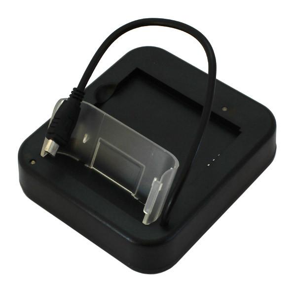 SonyEricsson Dockingstation USB für Sony Ericsson Xperia X10 - Duo-Lader
