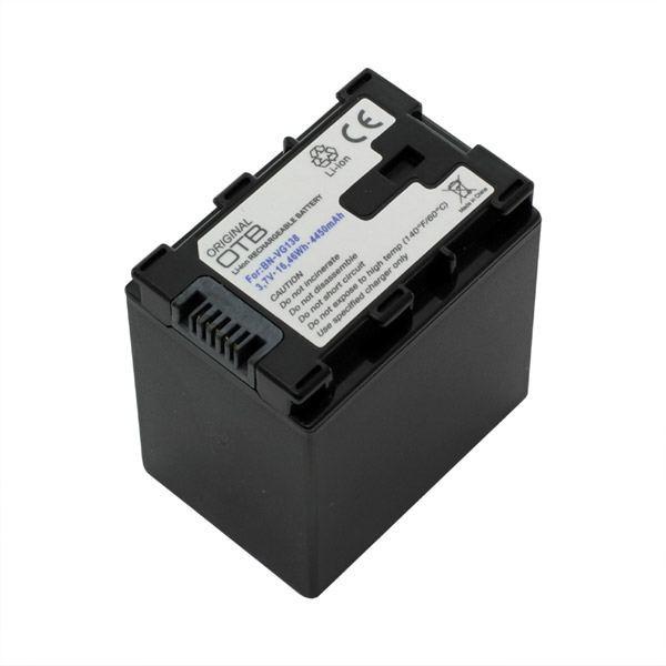Akku wie JVC BN-VG138 für GZ-E, GZ-EX,GZ-GX, GZ-HD, GZ-HM