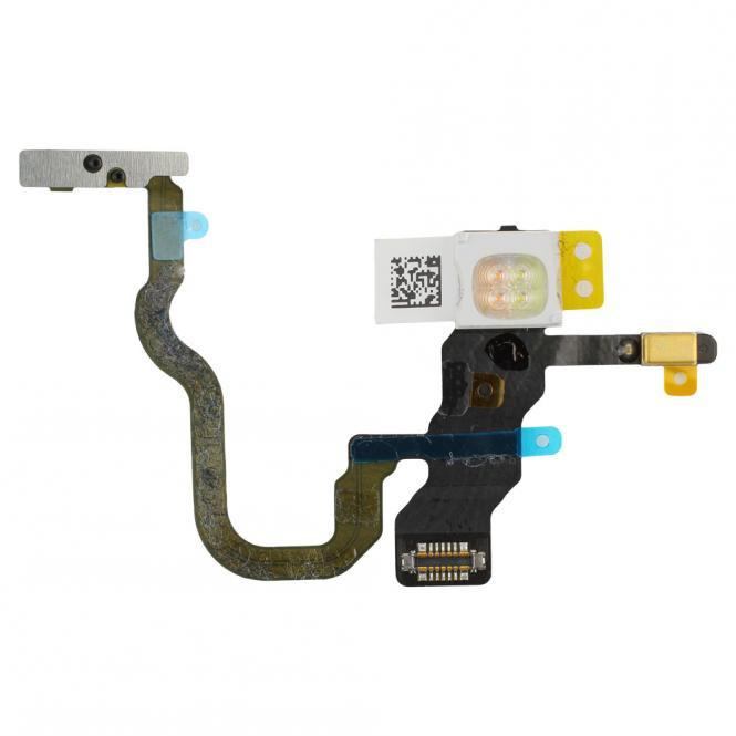 FPC Connector zu Power On/Off und Blitz mit Flexkabel fĂĽr iPhone X