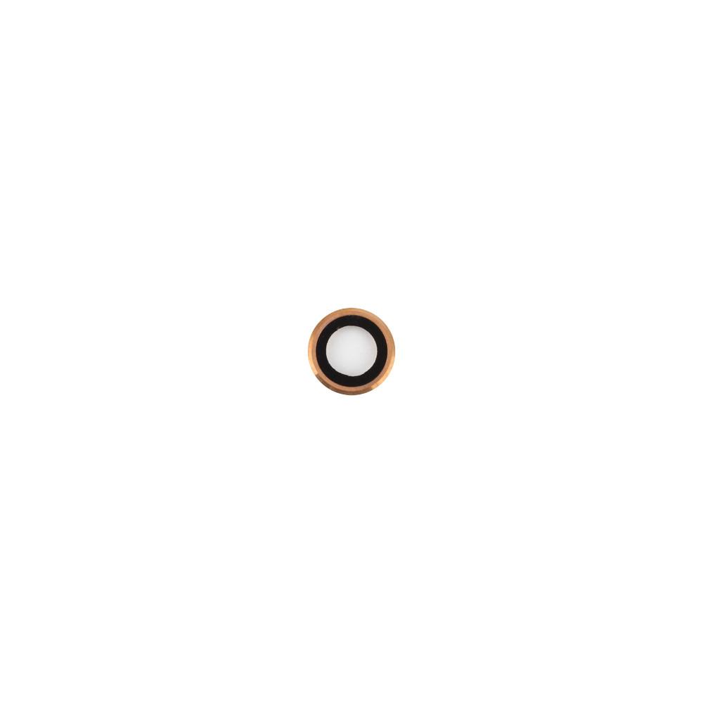 Apple Kameralinse für Rücken- / Hauptkamera, passend für iPhone 6 / 6S Plus, rosé-gold