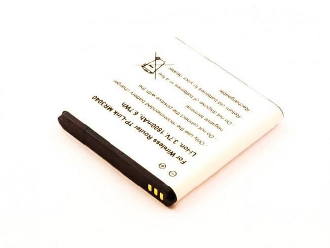 Akku für TP-LINK MR3040 WLAN / LTE / WiFi Router / Hotspot, wie TBL-68A2000